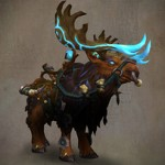 Work on getting your moose mount with #FriendshipMoose