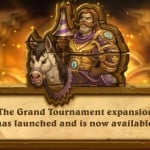 Hearthstone's The Grand Tournament is live; join us on Twitch