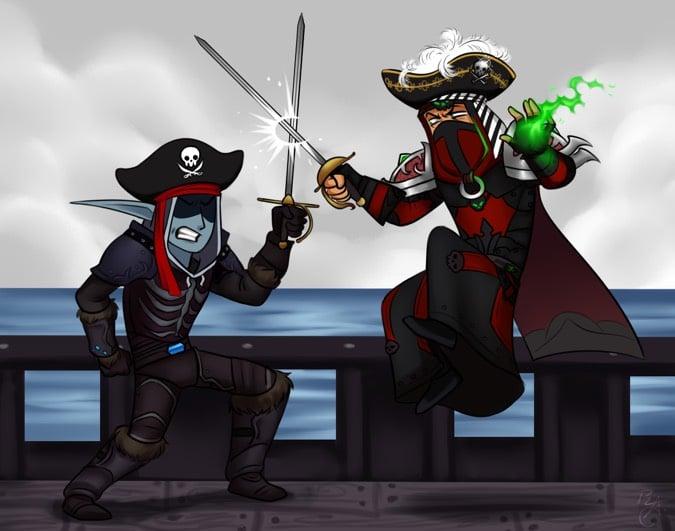 blizzcrafts nixxiom moocluck swordfight