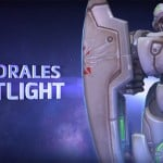 Lt. Morales reports for duty in Heroes ability preview video
