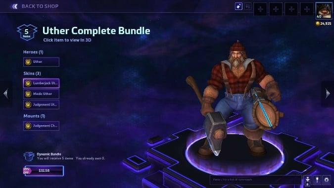 heroes-uther-complete-bundle-lumberjack-header