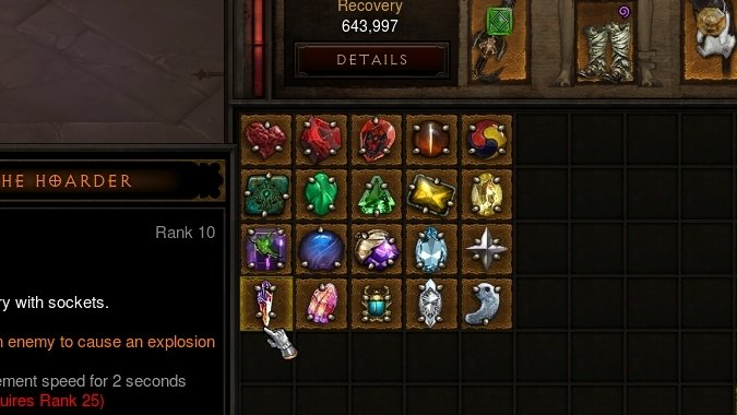 Favorite legendary gems in Diablo 3's Season 4