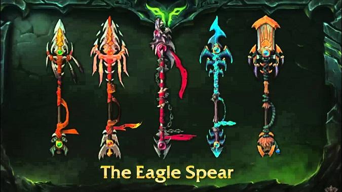 Eagle Spear
