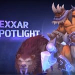 Rexxar and Misha unbearably awesome in Heroes ability preview