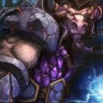 The story of Girrairn, shaman of the Tauren