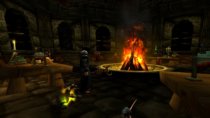 Blood Pact: Warlock artifacts, champions, and class halls ...