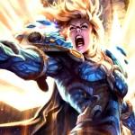 Lightsworn: The Battle Cleric Holy Paladin fantasy