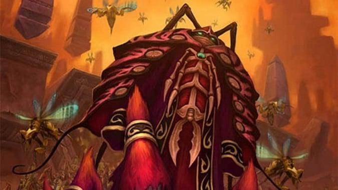 Происхождение Ан'Киража, Акир и Титанов
