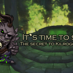 Climbing the ranks: Kilrogg