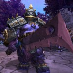 Breakfast Topic: Would you play an Ogre Paladin?