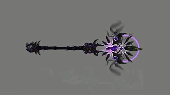 Holy Priest Artifact Dark
