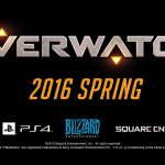 Blizzard partnering with Square Enix to release Overwatch on PS4 in Japan