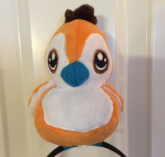 blizzcrafts finished pepe plush