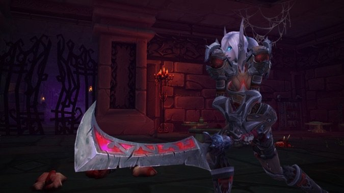 blizzard admits some hidden artifact appearances are a little too
