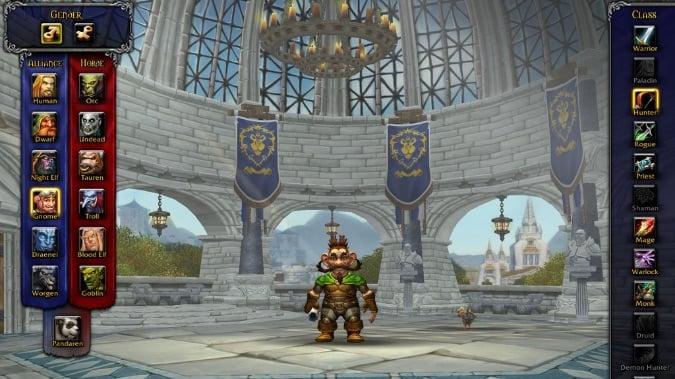 gnome hunter header
