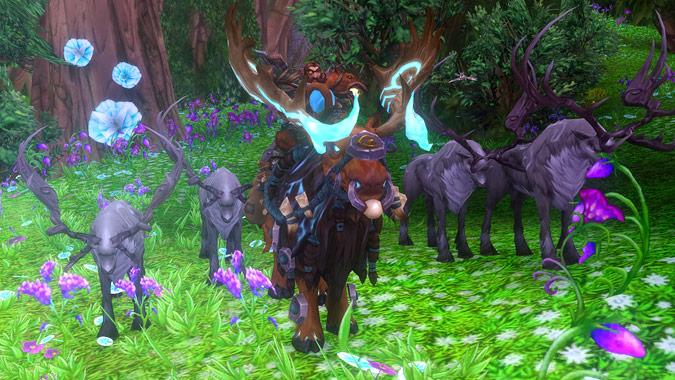 hunter changes