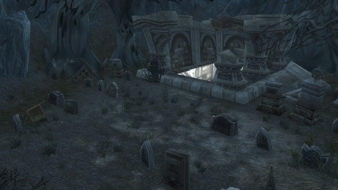 hidden crypts of Karazhan