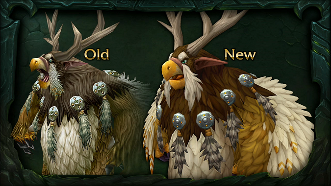 wow how to get travel form druid skins