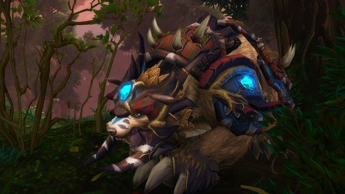 Legion Beta Druid abilities, spells and talents