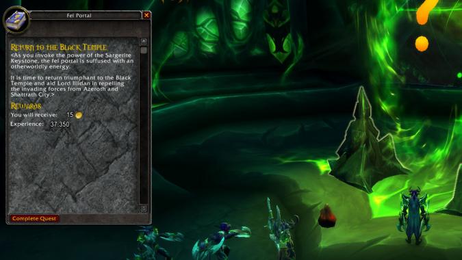 Demon Hunter Success Header