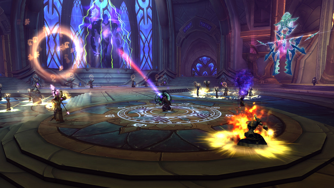 Priest Hall Cleanse
