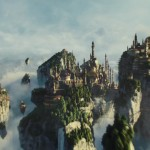 New Warcraft movie trailer debuted this evening