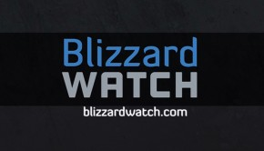 The Blizzard Watch Patreon has received a content update patch!