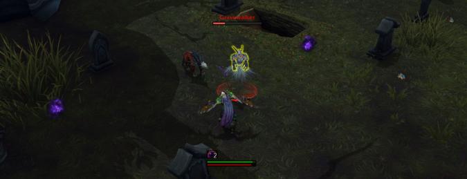 Demon Hunter Soul Tracker 675