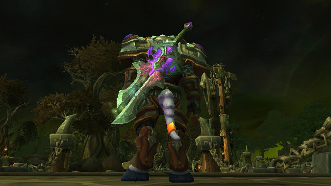 arms warrior with sword