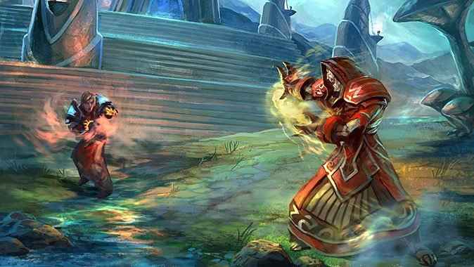 Arcane Sanctum: Mage PVP talents in Legion