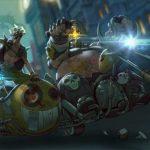 Omnic Crisis fallout: Overwatch's Junkrat and Roadhog origins