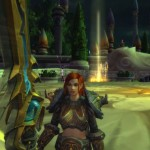 The Warrior's Charge: Warriors and class lore in Legion