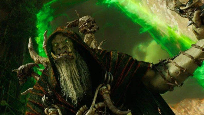 New Warcraft Movie Trailer Gives Us Our First Look At Gul'dan