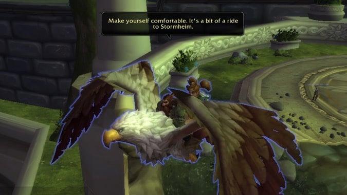 hunter titanstrike quest stormheim