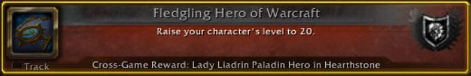 lady liadrin achievement