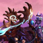 Arcane Sanctum: Keeping busy until Legion