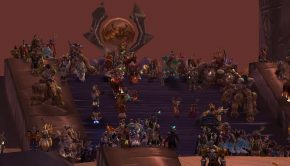 The Ahn'Qiraj War Effort hasn't even started, but some realms have already finished it