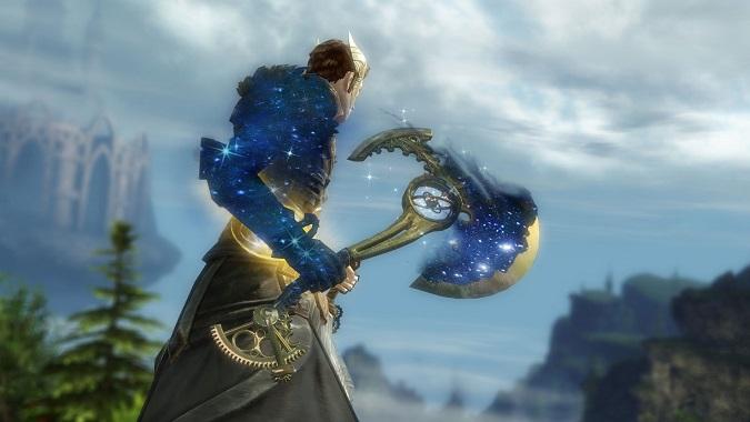 guild wars 2 legendary weapon