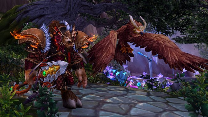 hunter_tauren_owl