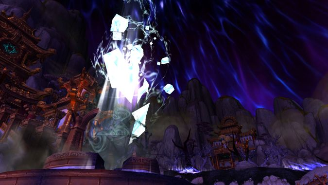 Corrupted Vale Header Modified