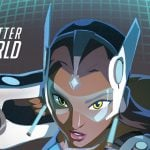 Read the latest Overwatch comic Symmetra: A Better World