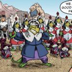 Webcomic Wrapup: Unfriendly edition