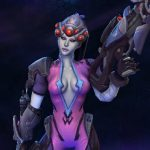 Widowmaker Nova skin available for purchase
