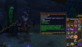 How to get Legendary gear in WoW Shadowlands