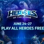 Play all heroes free in Heroes of the Storm this weekend