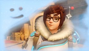 Mei's first skin in Heroes is the most adorable thing ever