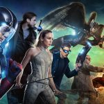 Ask your superhero TV questions for the Tavern Queue