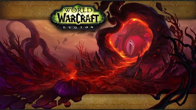 Emerald Nightmare loading screen