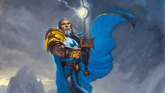 Tirion_Fordring_WoW_TCG