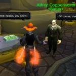 Encrypted Text: Best Rogue talents for questing and leveling in Legion